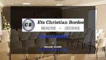 Établissements Christian Bordes, pompes funèbres et marbrerie funéraire à Beaune et à Seurre.