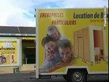 l'entreprise JCD Distribution située à Grospierres,spécialisée dans le stockage.
