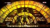 [Vietsub] [Perf] TEEN TOP - Rocking @ 130829 Music Bank