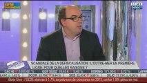 Des scandales dans la défiscalisation : Frédéric Durand-bazin dans Intégrale Placements - 03/09