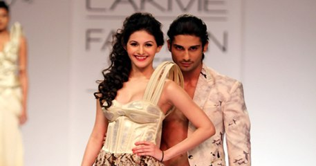 Prateik & Amyra Dastur walked the ramp