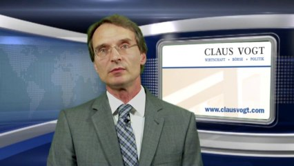 """Claus Vogt: """"Helikopter-Ben hat ausgedient - Gold bleibt Basisinvestment"""""""