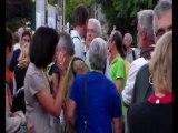 Journées d'été des écologistes 22-24 Août 2013 à Marseille. Après les débats. Le 23 Août.