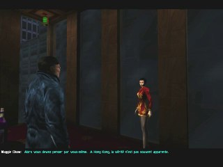 Deus Ex [PC] partie 8 : Maggie Chow