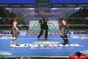Hiroshi Tanahashi vs Shigeo Okumura (CMLL)