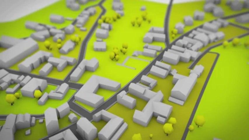 Le centre ancien des villages : les règles d'urbanisme en 3D de la zone UAA