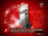 Chino Darín , Séptimo, Farsantes y Calu Rivero