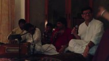 """Mein tenu samjhawan ki..."" Akhlaque Ahmed and Ahsan Jamil, Karachi, Aug 2013"