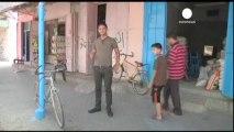 Deadly rocket attacks kills Egyptian militants