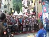 North Face Ultra Trail du Mont-Blanc 2013