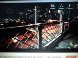 Brooklin Bridge the night.