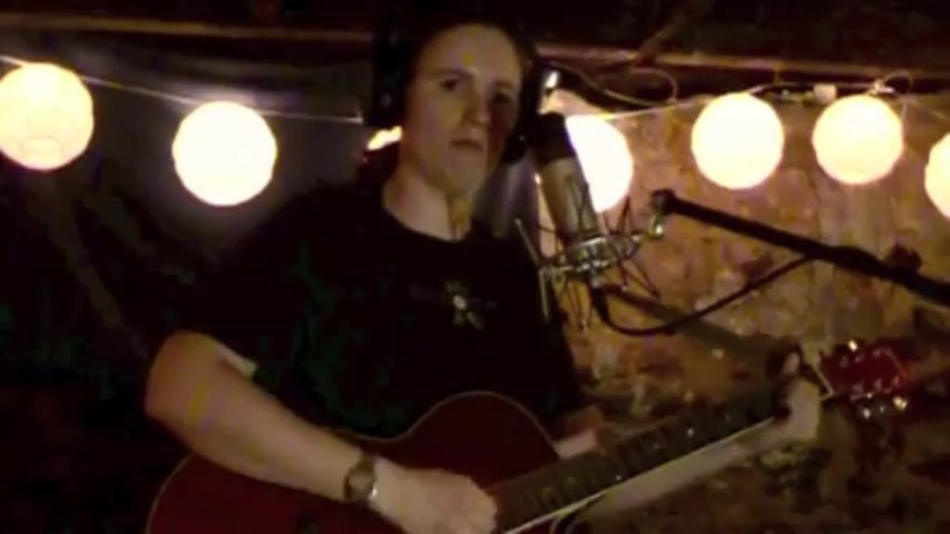 """Electrotype: Gashouse Live—""""Night Visions/In the Blink of an Eye"""" (Live Acoustic)"""
