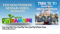 Kathryn Beaumont - You Can Fly! You Can Fly! You Can Fly! - Peter Pan