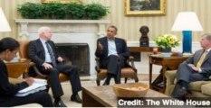 Boehner Throws Support Behind Obama's Syria Plan