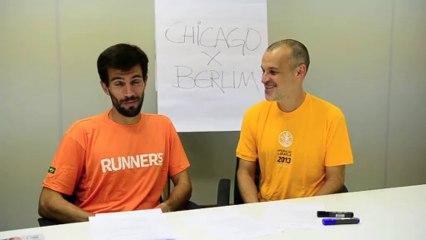 Berlim x Chicago, qual a melhor maratona?