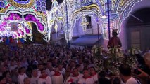 Carinaro (CE) - Festa di S.Eufemia 2013 - Mazze (02.09.13)