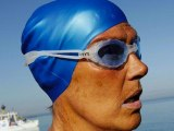 Diana Nyad, 64, made history finally completed a lifelong goal of swimming from Cuba to Florida!