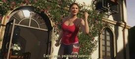 Grand Theft Auto V_ El Tráiler Oficial