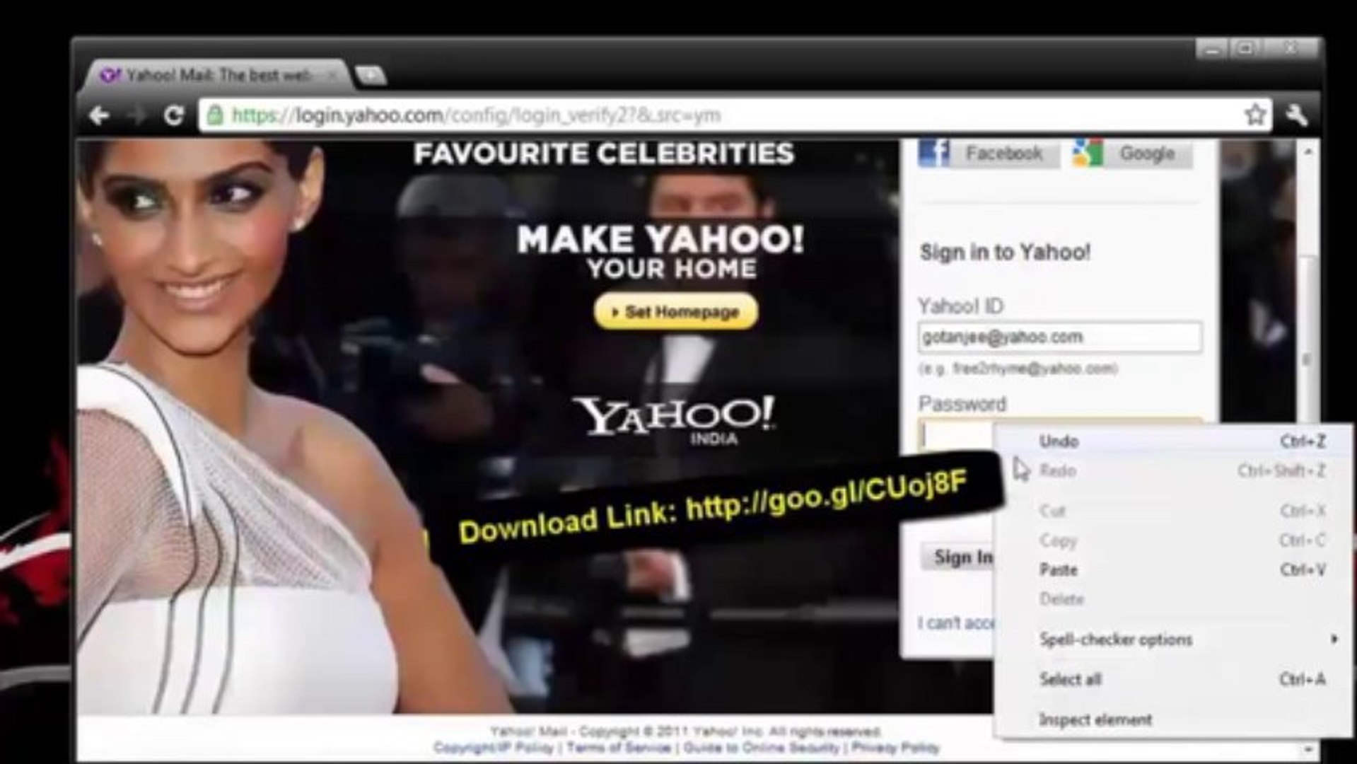 How to Recover Lost Yahoo Password 2013 NEW!! Crack Yahoo Password -390