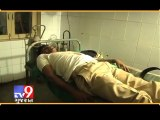 Tv9 Gujarat - Police officers attacked in Godhra