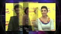'Shuddh Desi Romance' Team At ' Radio Mirchi FM' Studio YT