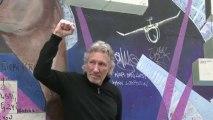 L'ex-Pink Floyd Roger Waters pour la sauvegarde du Mur de Berlin