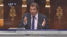 Syrie : Jacob charge sévèrement Ayrault et Hollande