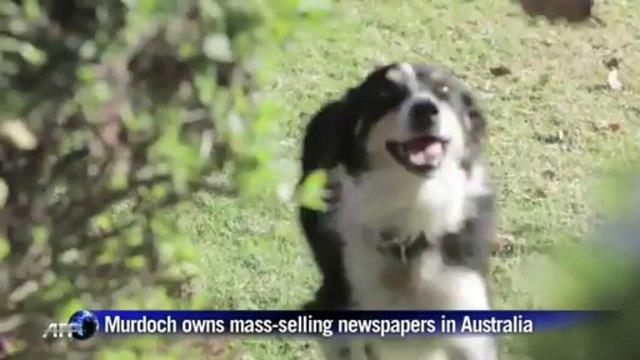 Australian TV networks 'reject anti-Murdoch ad'