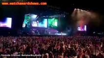 Justin Bieber performance BET Hip Hop Awards 2013