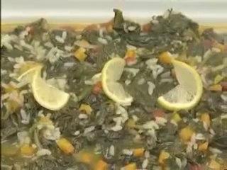 Zeytinyağlı Ispanak Bastı Nasıl Yapılır   Nefis Yemek Tarifi