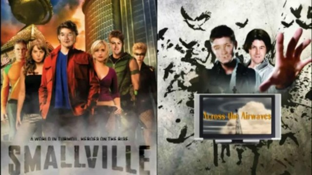 #TheCWSucks  Smallville and Supernatural Delayed!