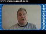 Russell Grant Video Horoscope Pisces September Thursday 5th 2013 www.russellgrant.com