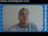 Russell Grant Video Horoscope Aries September Thursday 5th 2013 www.russellgrant.com
