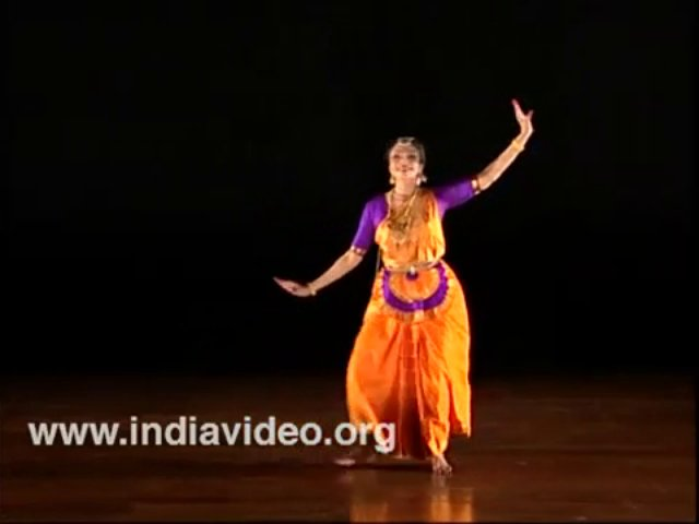 Bharatanatyam dance Performance by Anita Ratnam — Indian Classical Dance