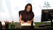 Chambre des notaires de l'Ain – Voeux 2011