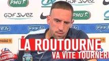 """Culte : Franck Ribéry et """"la roue tourne qui tourne"""" !"""