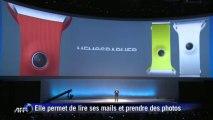 Berlin: Samsung dévoile sa montre téléphone au salon Ifa