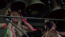Découvrez un extrait du documentaire sur les Femen