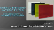 Infrared Heating Panels:Most Efficient Electric Heater infrared heating panels