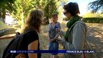 Reportage sur l'ouverture prochaine de France Bleu Saint-Etienne Loire (France 3)