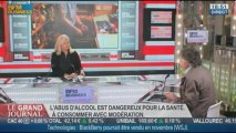 Jacques Dupont, journaliste « vin » au magazine Le Point, dans Le Grand Journal - 05/09 4/4