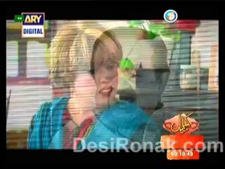Quddusi Sahab Ki Bewah - Episode 111 - September 8, 2013 - Part 4