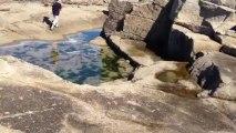 Bretagne Morbihan : Loïc escapade rochers 02