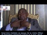 James NGUMBU, prix de talent 2013 pour un journaliste panafricain de la RDC. RDV AU SENAT POUR LA REMISE DE SON PRIX