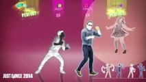 Blurred Lines - Robin Thicke - Just Dance 2014 - Gameplay