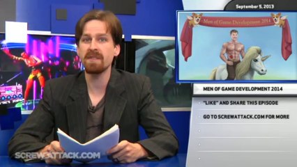 Xbox One, Steam Trading, and Men of Game Development - Hard News Clip