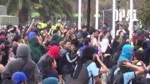 LA VIOLENTA REPRESIÓN POLICIAL A ESTUDIANTES CHILENOS
