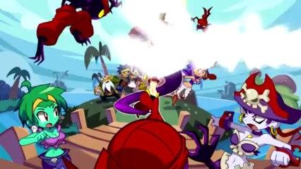 Campagne Kickstarter de Shantae : Half-Genie Hero Ultimate Edition