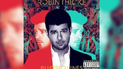 Robin Thicke, l'homme de l'année