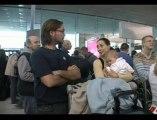 témoignage f'un Canadien bloqué à Paris par les grèves d'Air France